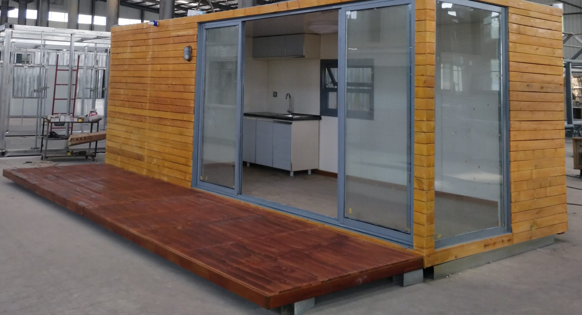 Modular Homes by Asymptech